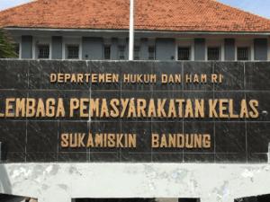 Lapas Sukamiskin, Bandung