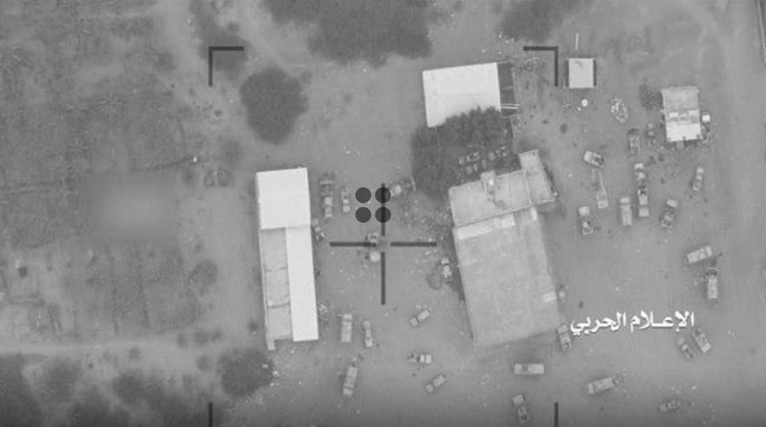 Drone Yaman Serang Ruang Operasi Pasukan UEA di Hodeidah
