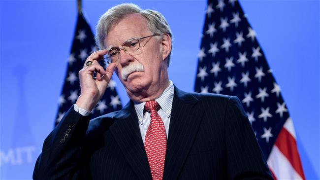 Bolton: AS Akan Tinggal di Suriah Selama Iran Ada di Sana
