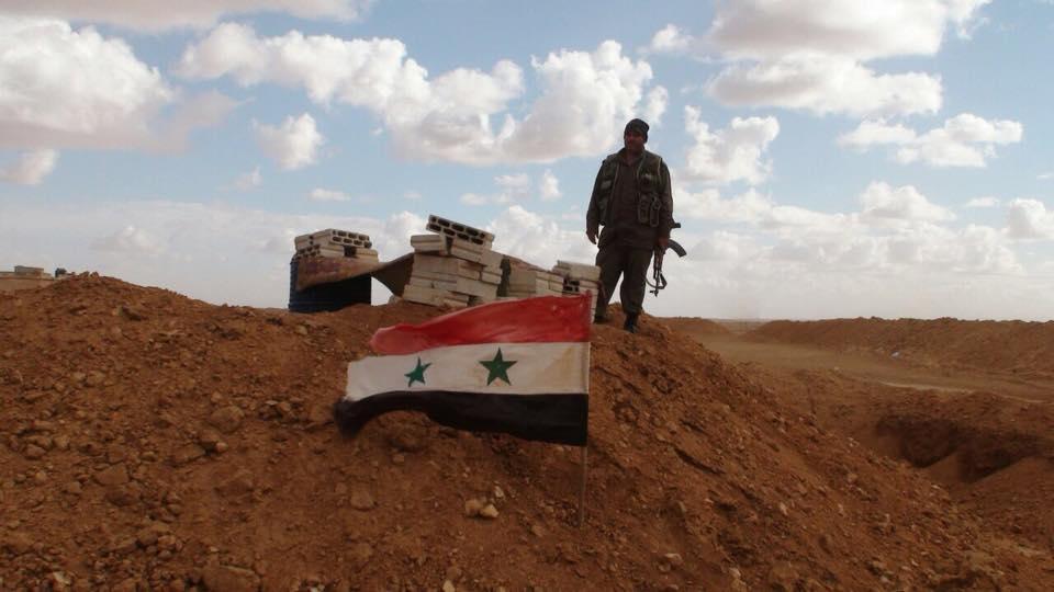 Tentara Suriah Rebut Senjata Buatan AS dari Depot ISIS di Deir Ezzor
