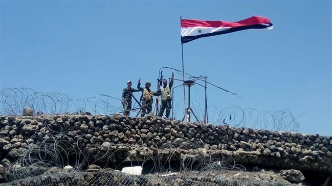 Militan Quneitra Menyerah pada Pemerintahan Damaskus