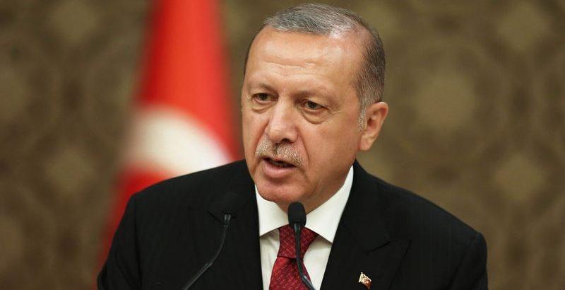 Erdogan: Anjloknya Lira Plot Politik Lawan Ankara