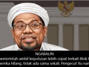 Ali Mochtar Ngabalin, Staf Jokowi