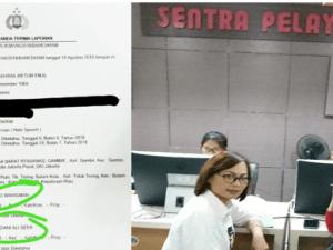 Emak Militan Jokowi