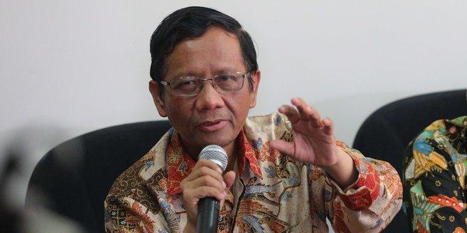 Mahfud: Semua Lawan Politik Cari Titik Lemah Jokowi, Tapi Tidak Ada