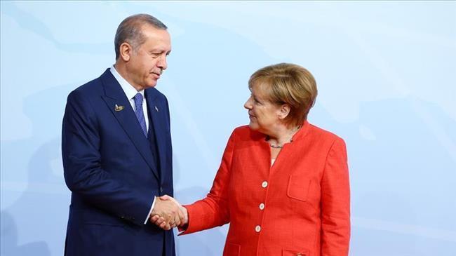 Jerman, Qatar Janji Dukung Turki Ditengah Tekanan AS