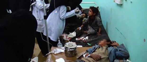ICRC Tegaskan Bus yang Diserang Gabungan Saudi Full Berisi Bocah-bocah