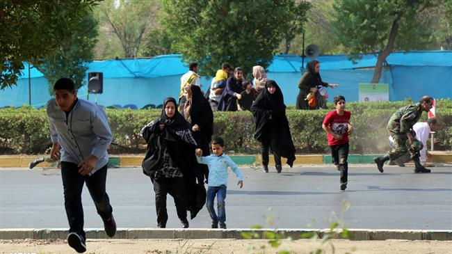 Zarif: Sponsor Teror Regional dan AS Bertanggung Jawab atas Serangan Teror Ahvaz