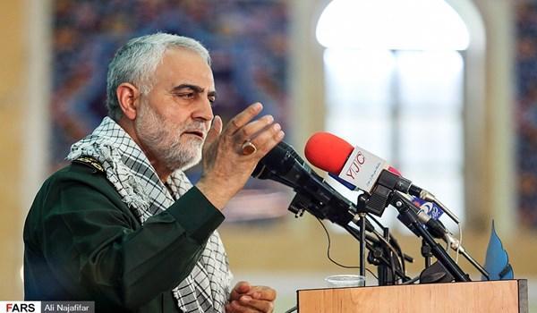 Shadow Commander Peringatkan AS 'Gerbang Neraka Terbuka' Jika Berani Serang Hashd Al-Shaabi