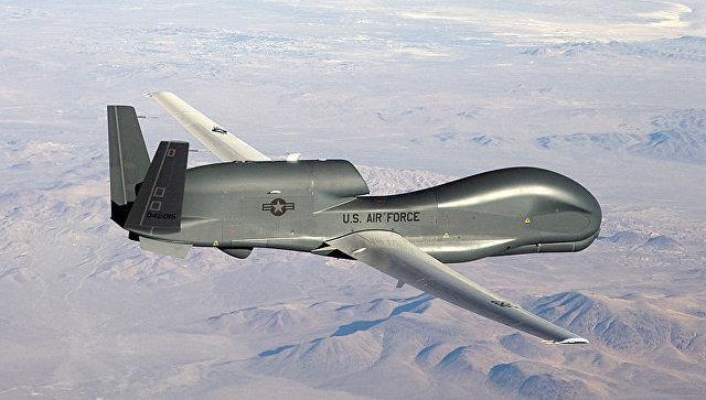 Drone Pengintai AS Mata-matai Sistem Pertahanan Udara S-300 Suriah