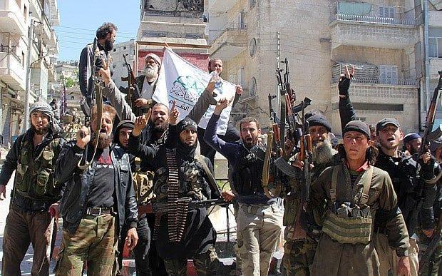 Turki Ultimatum Pemberontak untuk Segera Tinggalkan Zona Demiliterisasi