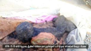 Korban Serangan Saudi