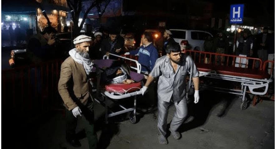 50 Orang Lebih Tewas oleh Bom Bunuh Diri Teroris Saat Perayaan Maulud Nabi di Afghanistan