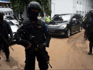 Ilustrasi Polisi Indonesia