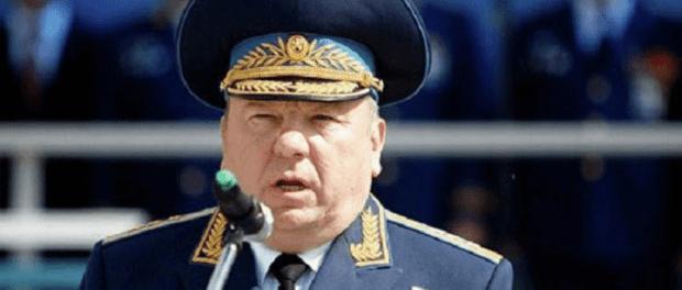 Jenderal Vladimir Shamanov