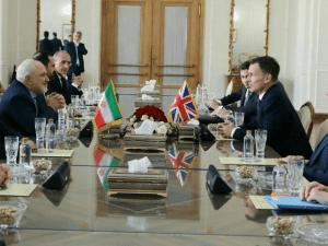 Menlu Inggris Kunjungi Teheran