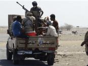 Milisi Dukungan Saudi di Yaman