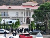 Polisi Turki Geledah Vila Warga Saudi