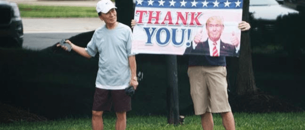 Poster Trump