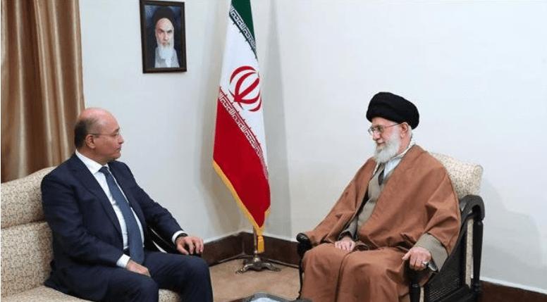 Pesan Ayatollah Khamenei ke Salih: Irak Harus Berdiri Teguh Lawan Musuh