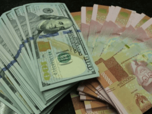 Rupiah Vs Dolar AS