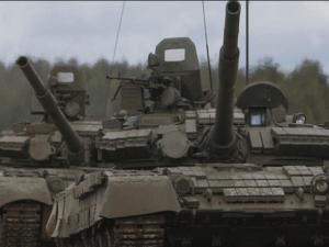 Tank Tentara Rusia