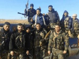 Tentara SAA in Hama