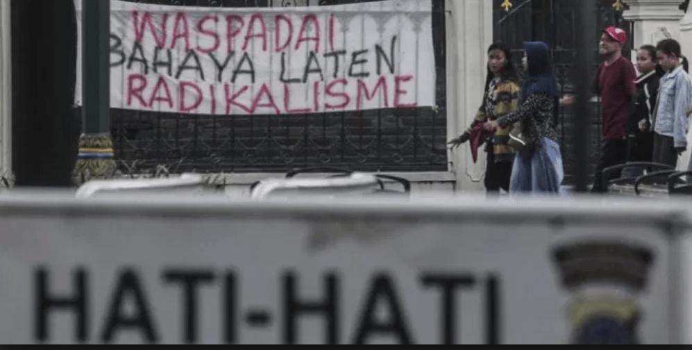 BIN: 41 Masjid Pemerintah Terpapar Radikalisme