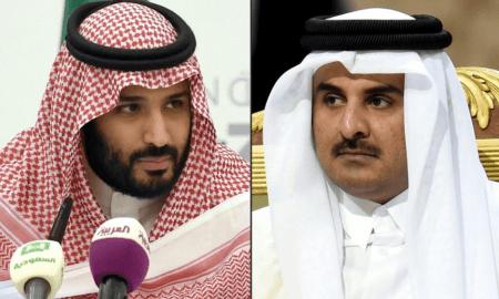 Arab Saudi dan Qatar