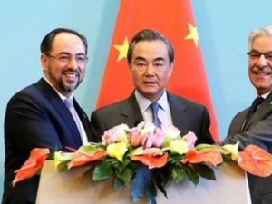 China, Pakistan dan Afghanistan