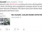 Cuitan Eko Kuntadhi