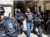 Militer Israel Tangkap Warga Palestina