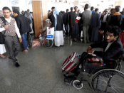 PBB Evakuasi pejuang Houthi