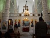 Perayaan Natal di Kota Tua Suriah
