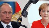 Putin dan Merkel
