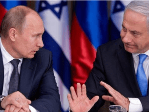 Putin dan Netanyahu