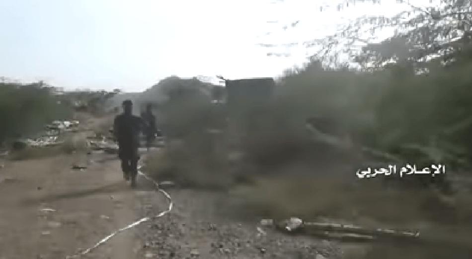 Video: Diserang Houthi, Tentara Saudi Kabur Tinggalkan Kawannya yang Terluka