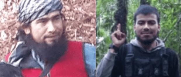 Teroris dari Suku Uighur