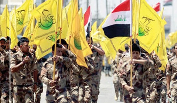 Hashd Al-Sha'abi Gagalkan Pengintaian Pasukan AS di Perbatasan Irak-Suriah