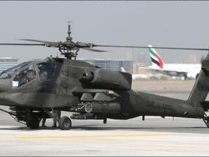 Heli US Army di Yaman