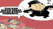 Meme Prabowo Joget