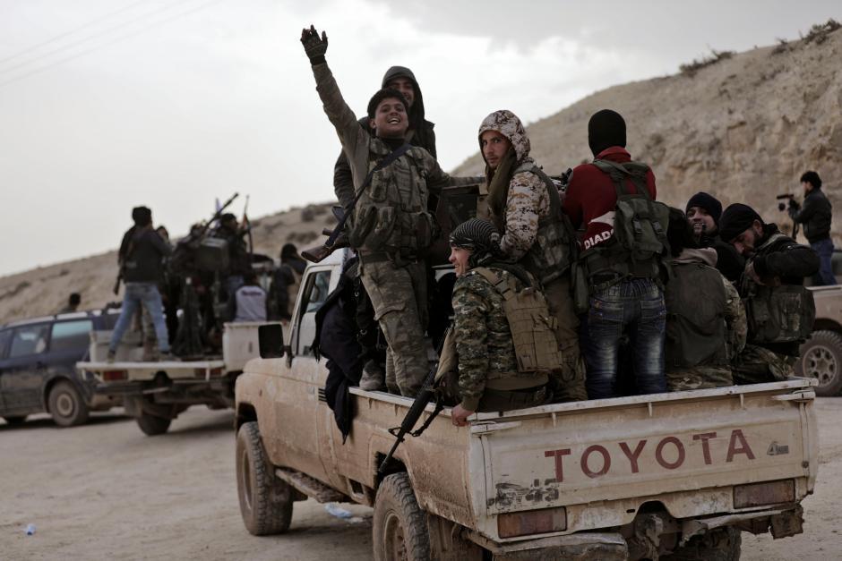 Suriah Kecam Zona Aman yang Disepakati AS-Turki di Negaranya