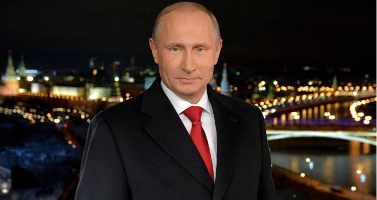 Pesan Tahun Baru Putin