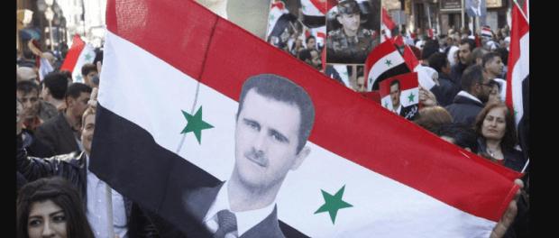 Presiden Suriah, Bashar Assad