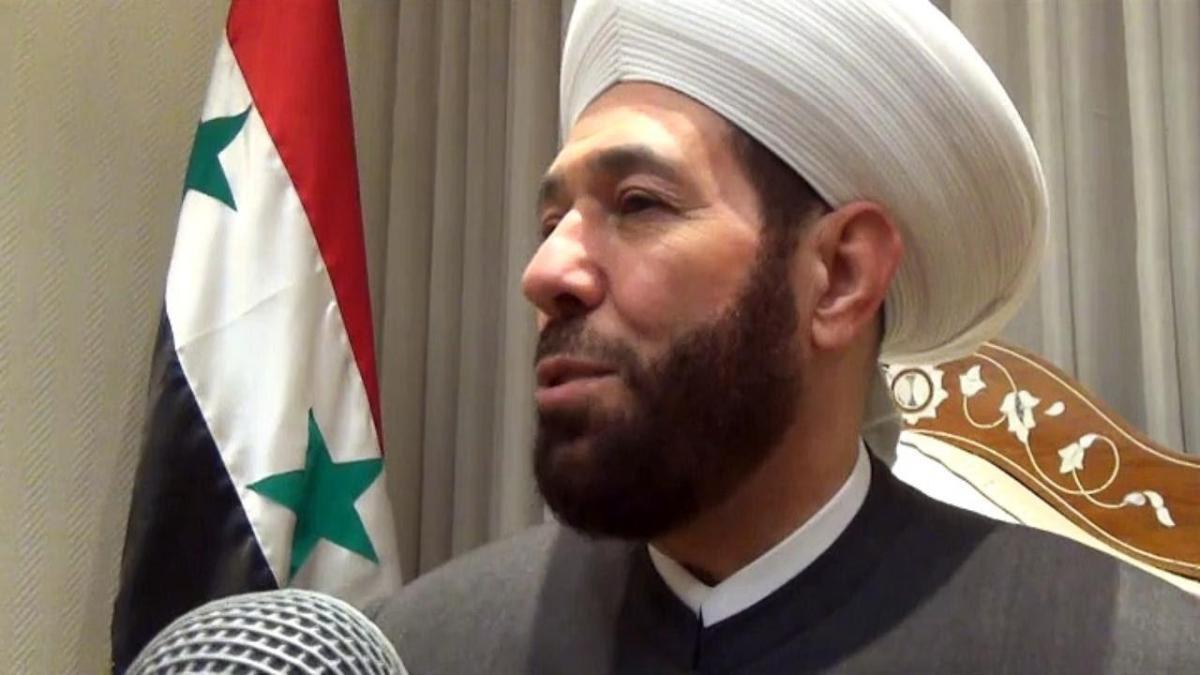 Mufti Agung Suriah: Teroris Mungkin akan Bersembunyi di Zona Aman Turki-AS