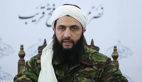 Pemimpin Teroris Tahrir Al-Sham Suriah Terluka dalam Ledakan Bom Kembar di Idlib