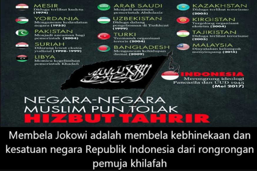 Eko Kuntadhi: Cuma Jokowi yang Berani Hancurkan HTI