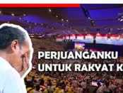 Sorensen Rambu Langi: Air Mata Tulus Jokowi untuk Rakyat di SICC Sentul