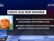 Video! Sugi Nur Tantang Duel Kabid Humas Polda Jatim
