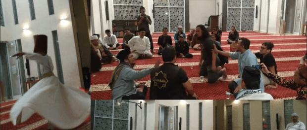 Wahabi Bubarkan Maulid di Masjid Bintaro